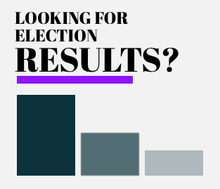 Looking for Election Results?