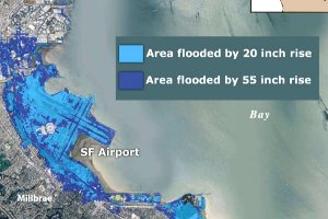 Going UP: Sea Level Rise in San Francisco Bay