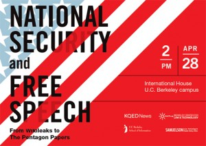 free speech and national security In a decision that shaped the first amendment's right to free speech for cooperation with the national constitution center national authority, and.