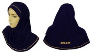 Official Ikea hijab