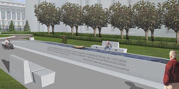 Photos San Francisco Veterans Memorial Finalists Chosen