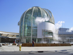 San Jose City Hall (Photo: Rainer Hungershausen)