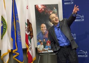 Professor Saul Perlmutter