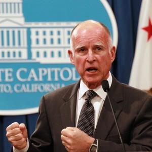 California Gov. Jerry Brown (Getty Images/Justin Sullivan)