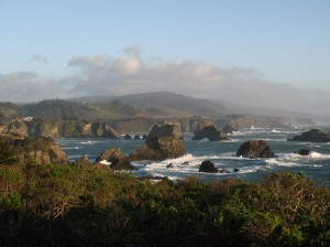 The Mendocino Park District sold only 21 annual passes last year. (Craig Miller/KQED)