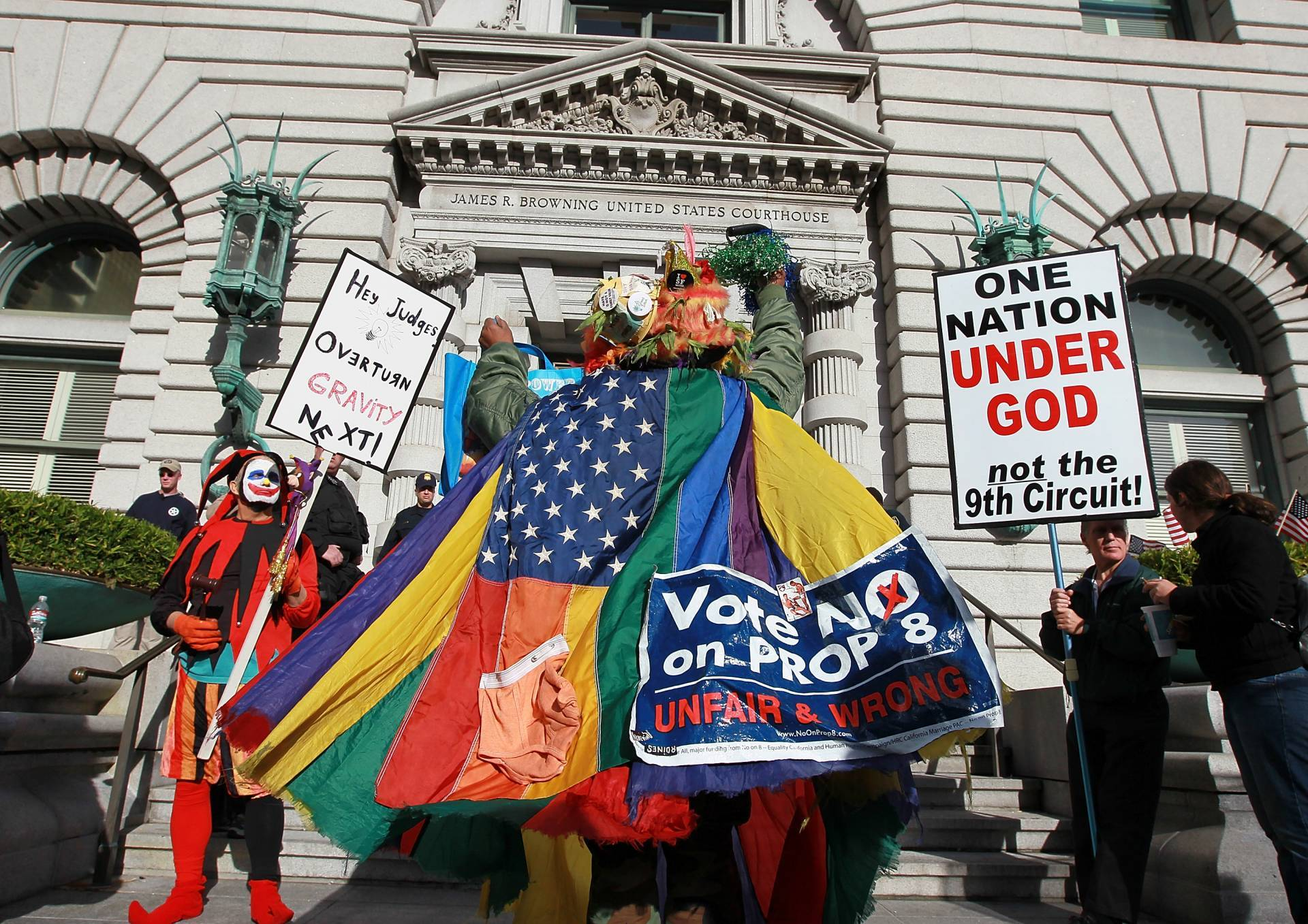 Federal Appeals Court Strikes Down Utah Ban On Same