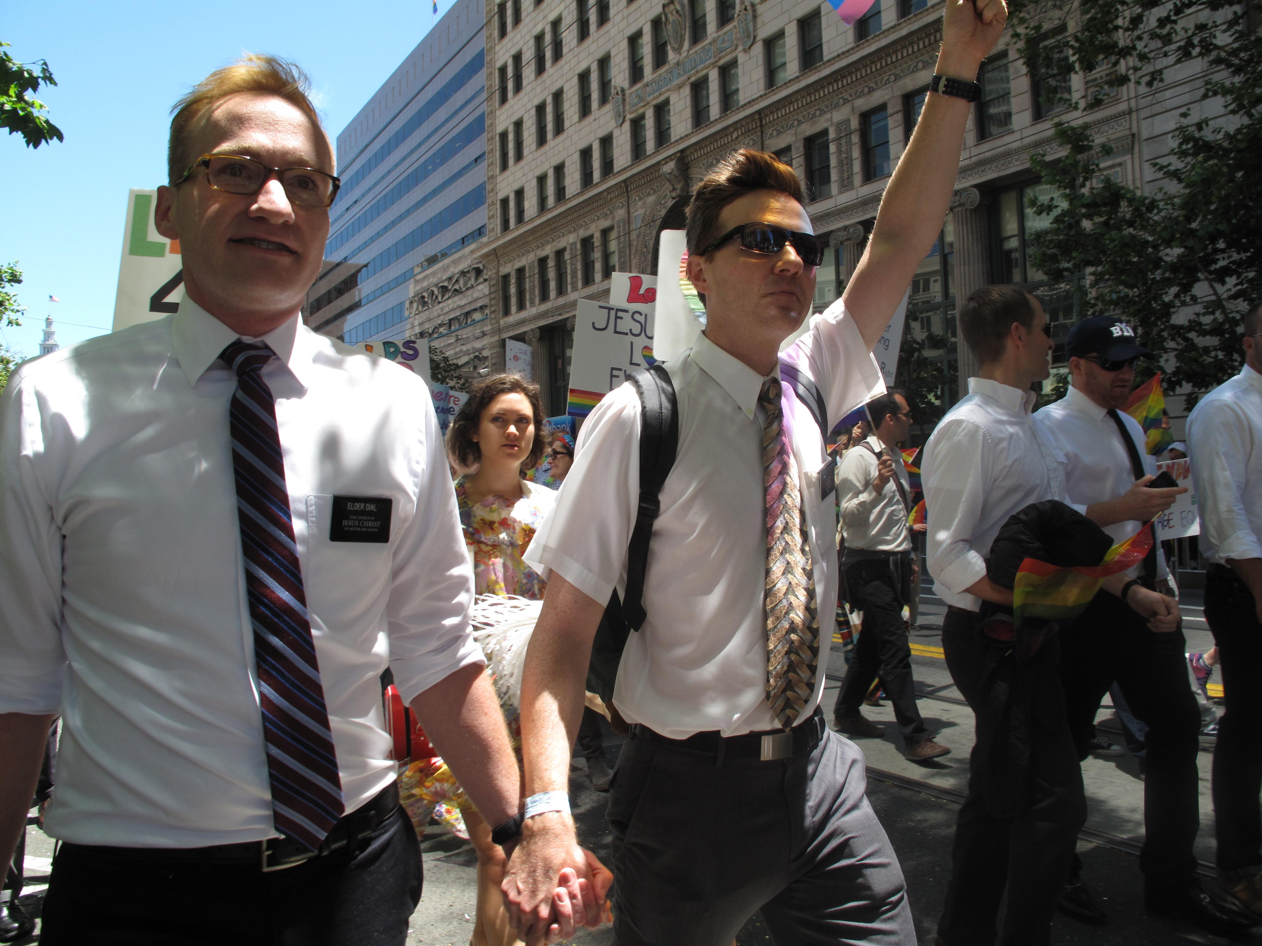 Resultado de imagem para mormons gay