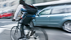 Bicycle commuting is one option in the event of a BART strike. (Getty Images)