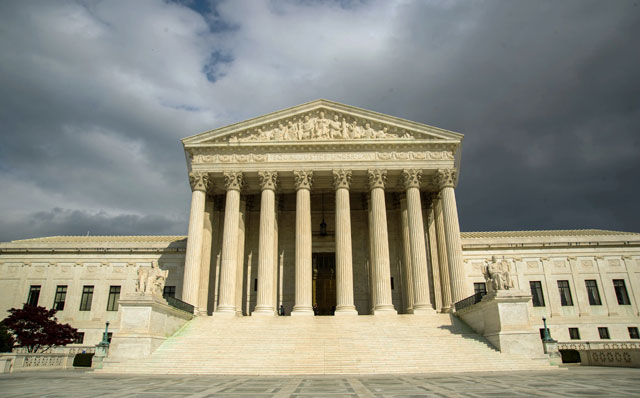 The U.S. Supreme Court Building. KAREN BLEIER/AFP/Getty Images