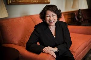 Associate Justice Sonia Sotomayor (NPR)