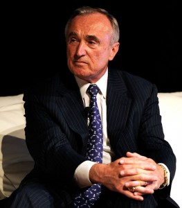 William Bratton in 2010. Photo by Larry Busacca/Getty Images for Conde Nast