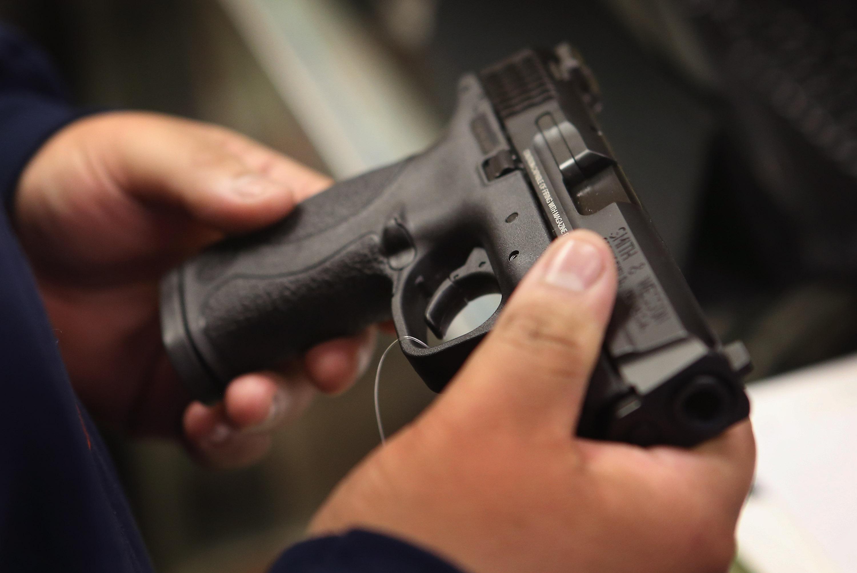 gun crimes Glynn j-guns and games: the relationship between violent video games and  gun crimes in america.
