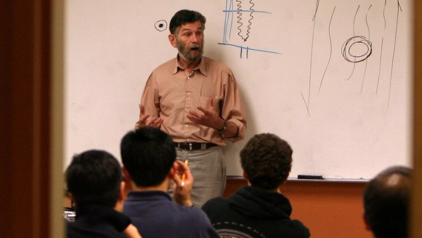 A lecture at City College of San Francisco (Justin Sullivan/Getty Images)
