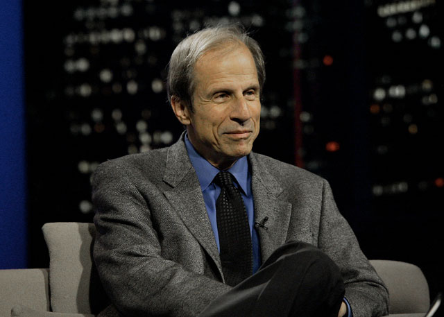 Michael Krasny. (T.S. media/ Van Evers)