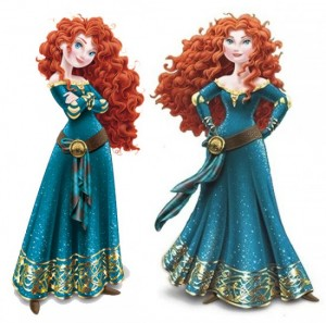 The new Merida.