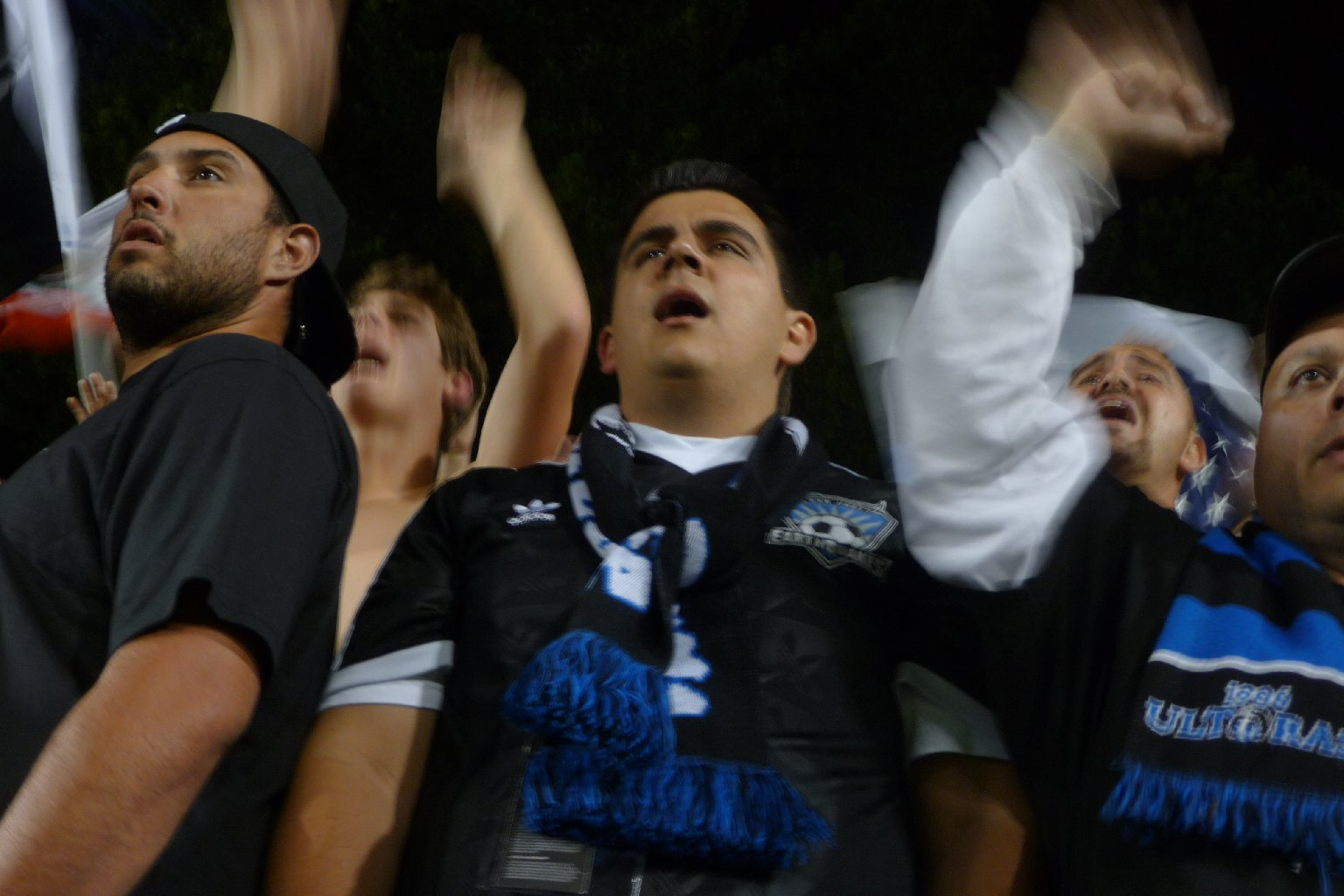San Jose Earthquakes Fans Chant Their Undying Love