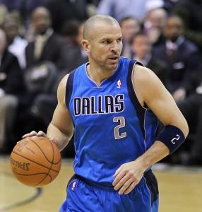 Jason Kidd helped the Dallas Mavericks win an NBA title in 2011. (Photo: Keith Allison)