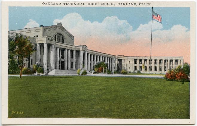 Oakland Tech School