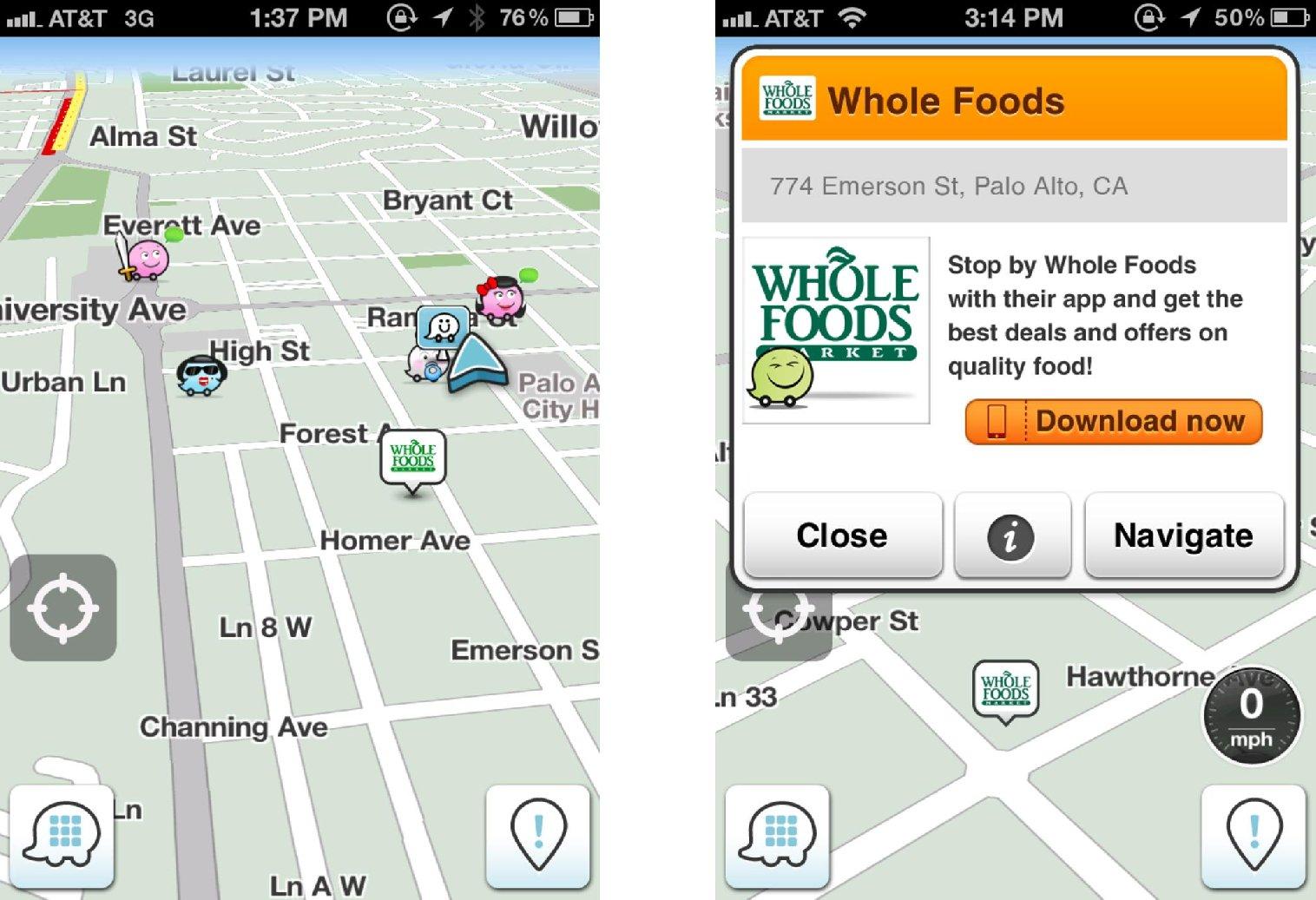 Waze App/Waze.com