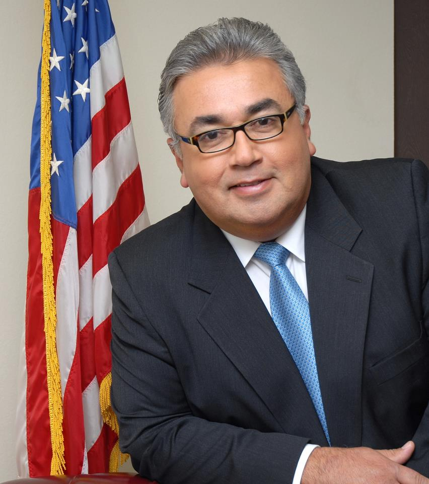 Ronald Calderon (official photograph)