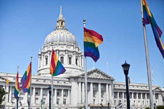 San Francisco City Hall(KQED/Deborah Svoboda)