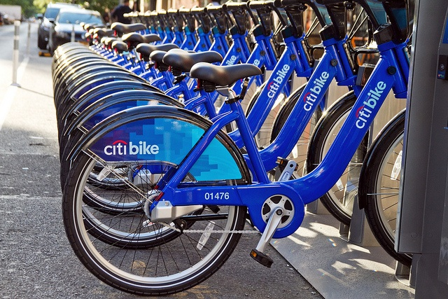 More than a million Citibike trips have been taken since the program launched in May. Photo: roboppy