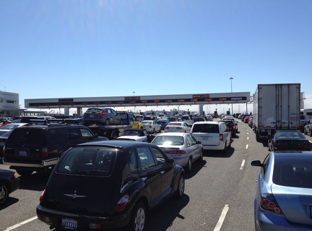 Bay Bridge Traffic Snarl After Suspicious Device Found at Treasure Island
