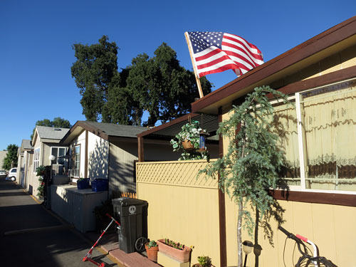 The Buena Vista Mobile Home Park Is Last In Palo Alto