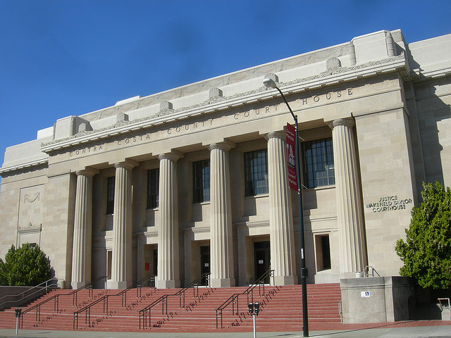 Contra Costa County Courthouse (MansleyFlickr)