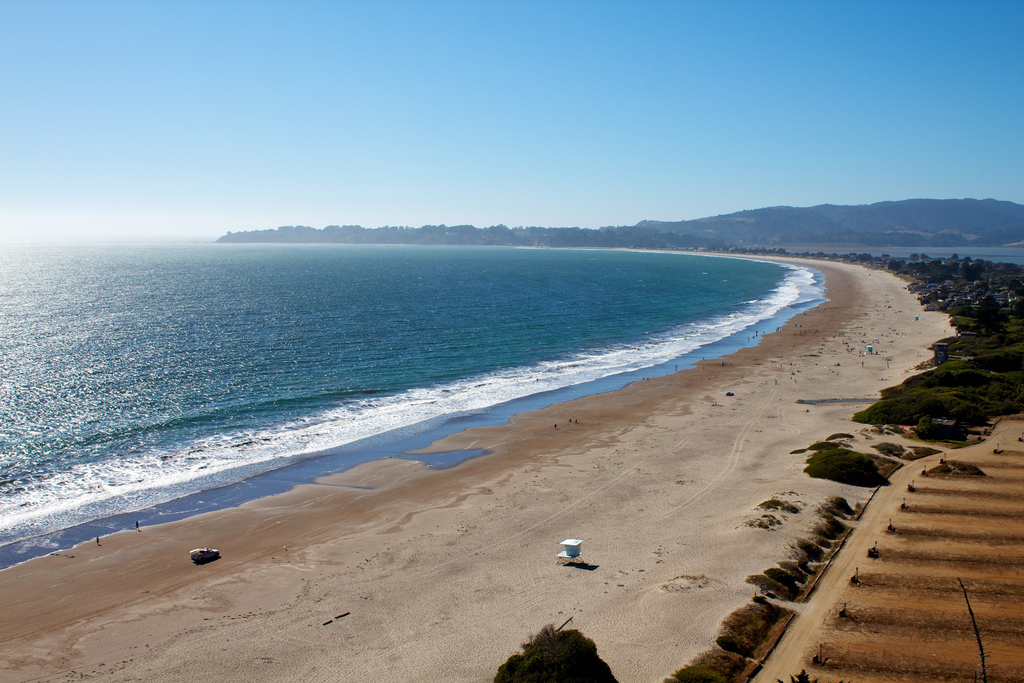 Stinson Beach. (Kristina D.C. Hoeppner/Flickr)