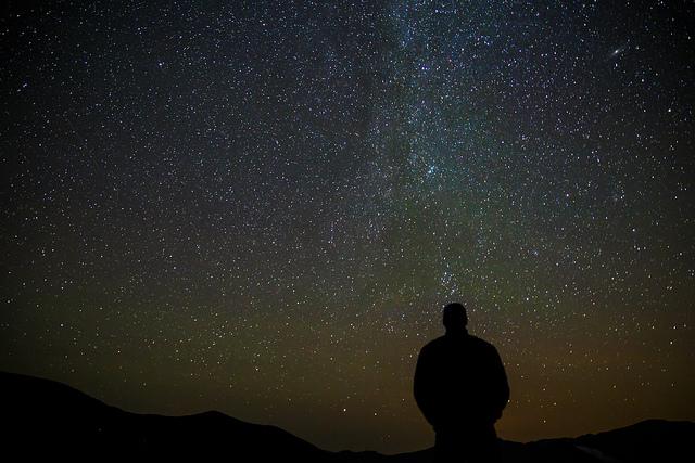 Perseid meteor shower. Dave Dugdale/Flickr