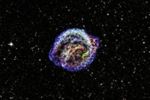 Kepler supernova remnant (NASA's Marshall Space Flight Center/Flickr)