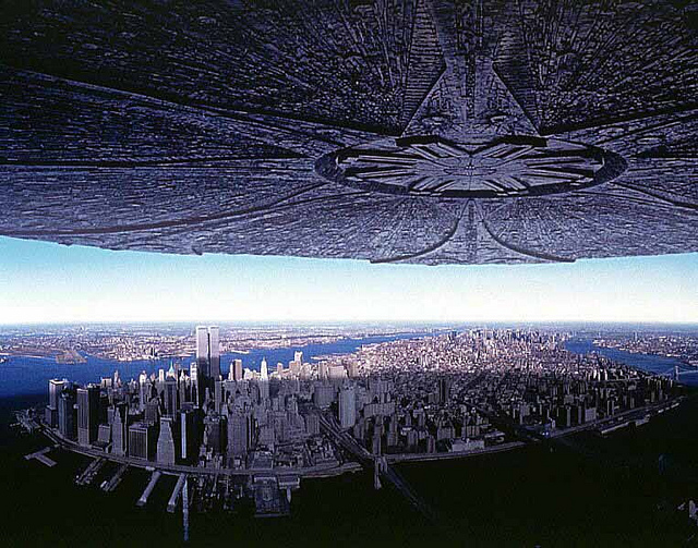 "A scene from ""Independence Day."" (chcrai / Flickr)"