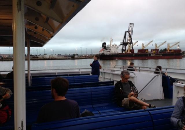 alameda ferry