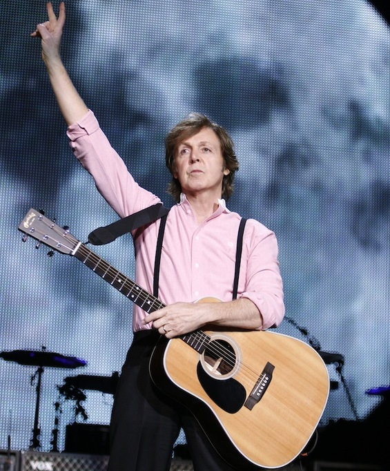 Video: 8 Songs From Paul McCartney at Outside Lands