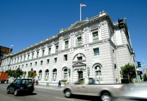 The Ninth Circuit Court of Appeals is seen September 17, 2003 in San Francisco, California. (Justin Sullivan/Getty Images)