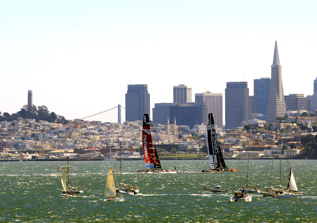 America's Cup - Finals Races 9 & 10
