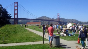 What cultural development should go in Crissy Field? Simon Tunbridge/Flickr