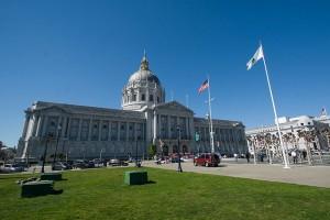 San Francisco City Hall. (Eliya/Flickr)