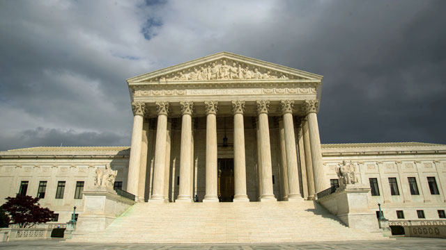 The Supreme Court of the United States. (Karen Bleier/AFP/Getty Images)