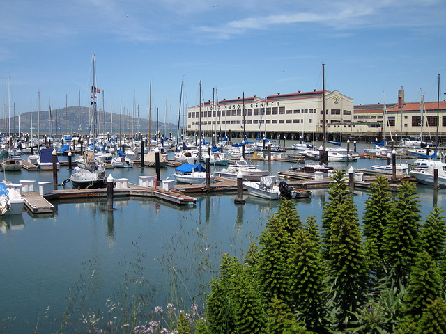 Fort Mason Center in San Francisco (Simon Collison / Flickr)