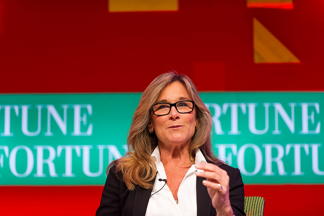 Angela Ahrendts (Fortune Live Media)