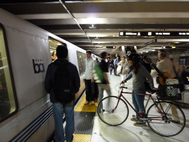 Bikes on BART: The 'Blackout' Is Officially Over