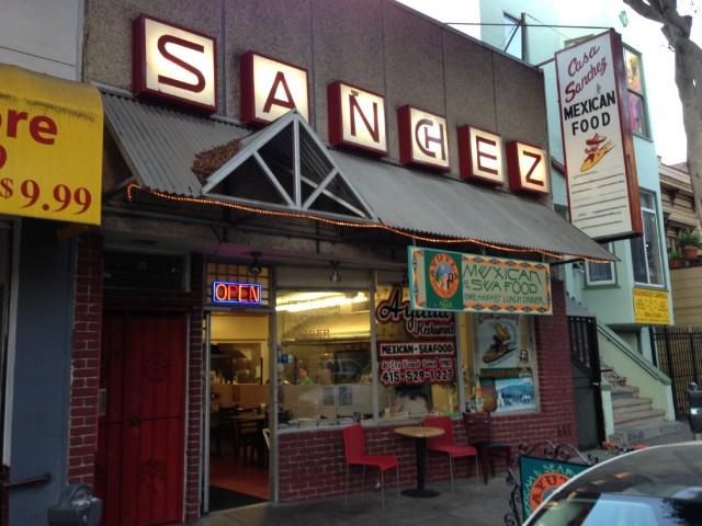 Mission District Restaurant Landlord Keeps Rent Low, Flavor Local