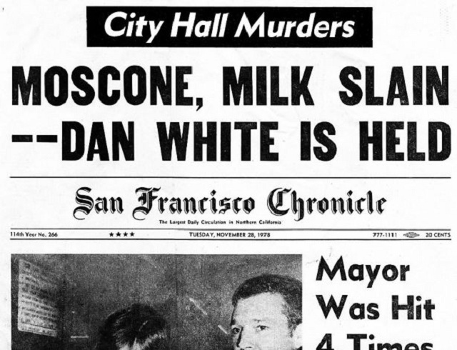 Moscone-Milk Assassination