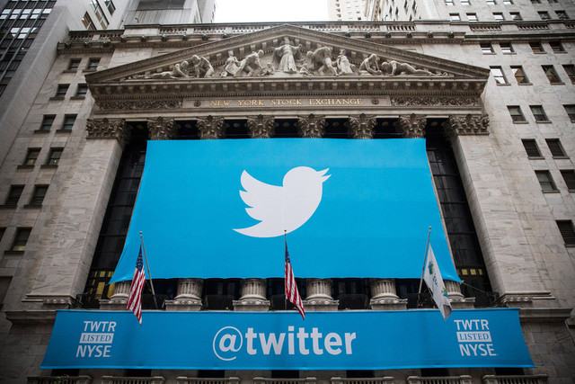 Twitter Debuts on NYSE, Then Goes Nuts