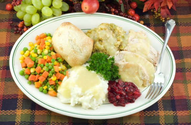 Thanksgiving Meals for Those in Need of Food, Fellowship