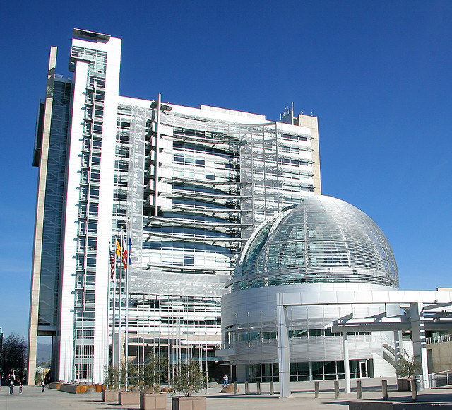San Jose City Hall. (pntphoto/Flickr)