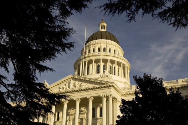 After Years of Cuts, California Lawmakers Get a Pay Bump