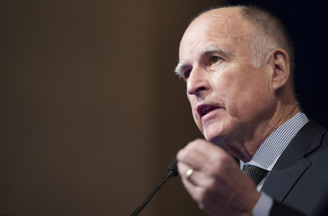 Gov. Jerry Brown (Jim Watson/AFP/Getty Images)